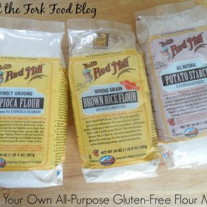 All-Purpose Gluten-Free Flour Mix Flours from What the Fork Food Blog