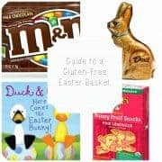 An Easy Guide to a Gluten-Free Easter Basket