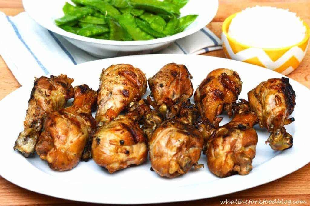 Filipino Chicken Adobo What The Fork