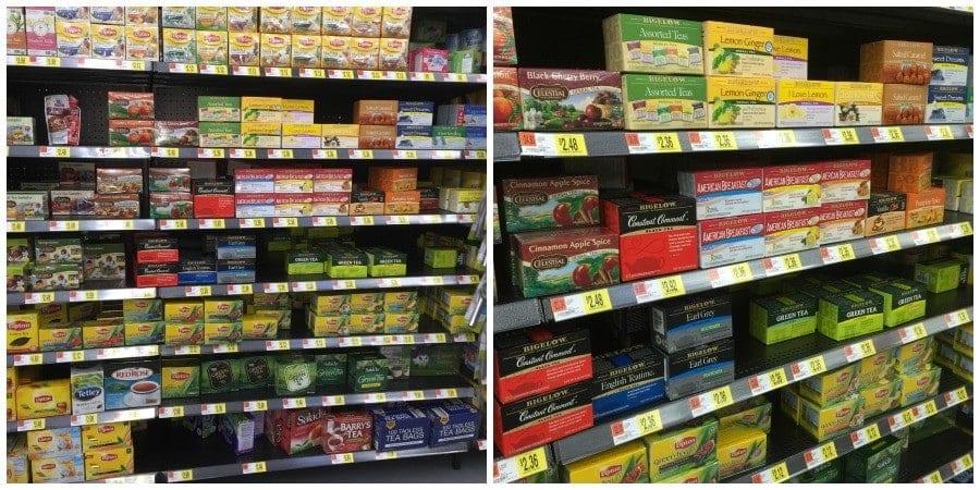 Bigelow American Breakfast Tea at Walmart