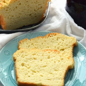 Gluten Free White Bread from What The Fork Food Blog