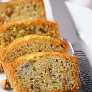 Mini Peanut Butter Banana Breads from What The Fork Food Blog