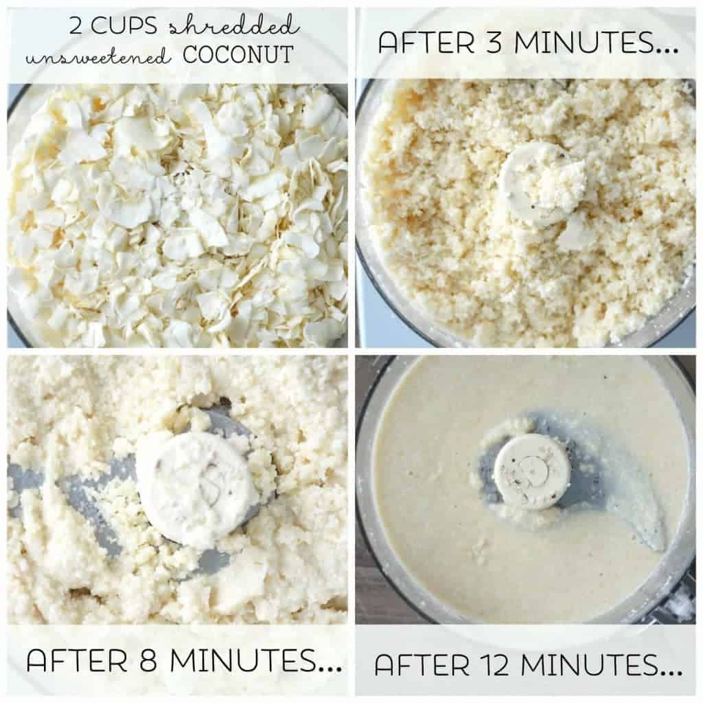 How To Make Coconut Butter from What The Fork Food Blog