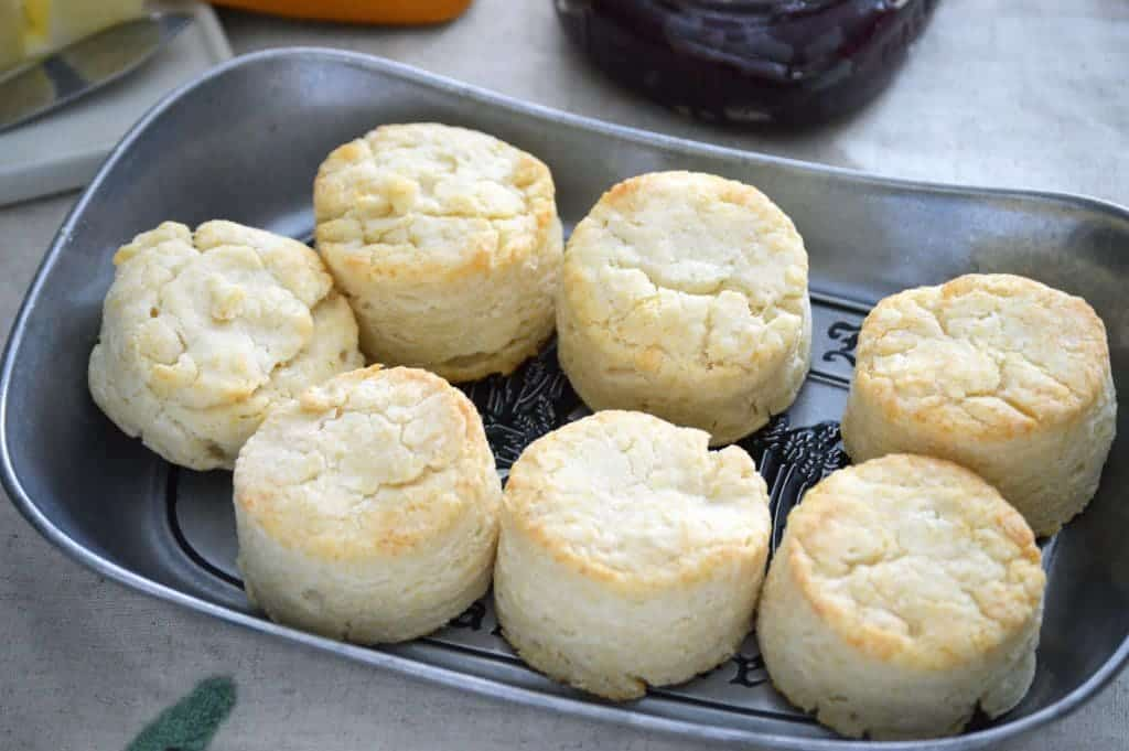 Gluten Free Biscuits from What The Fork Food Blog