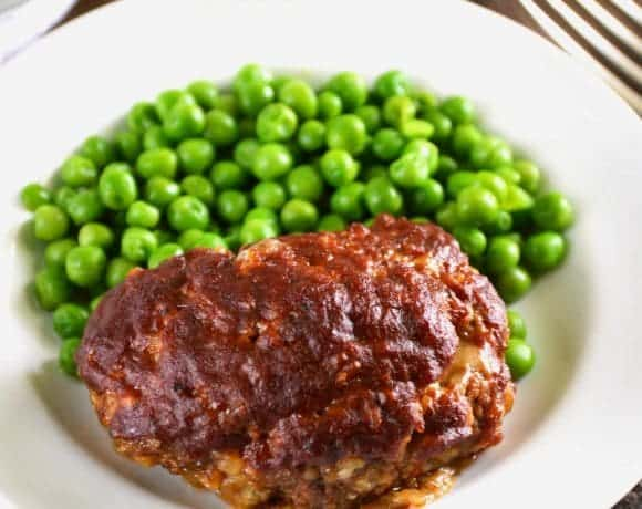 Easy Weeknight Meal: Mini BBQ Meatloaf