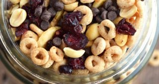 Cereal Trail Mix from What The Fork Food Blog | whattheforkfoodblog.com