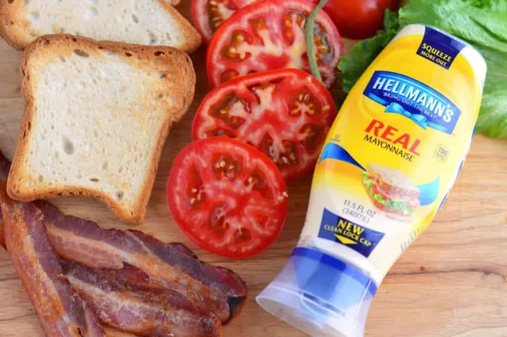 How to Make a Classic BLT from What The Fork Food Blog