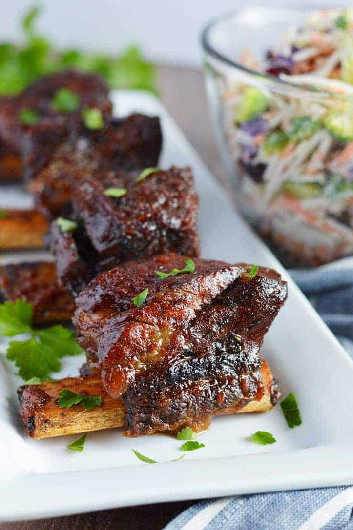 BBQ Shortribs from What The Fork Food Blog | whattheforkfoodblog.com