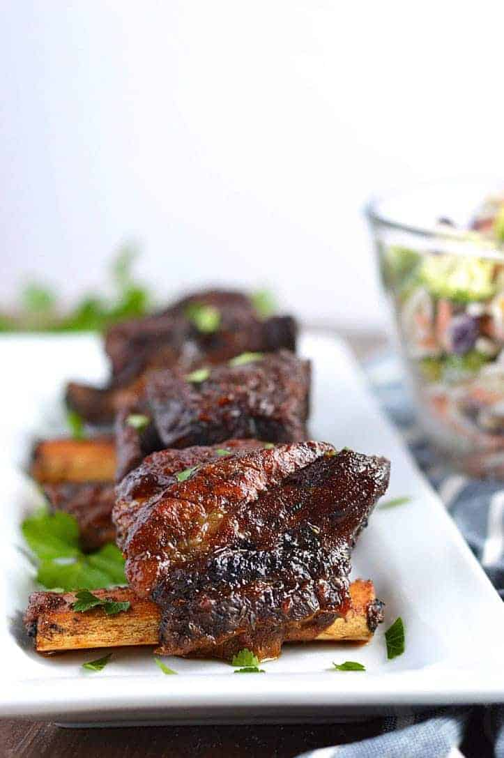 Bbq Shortribs What The Fork