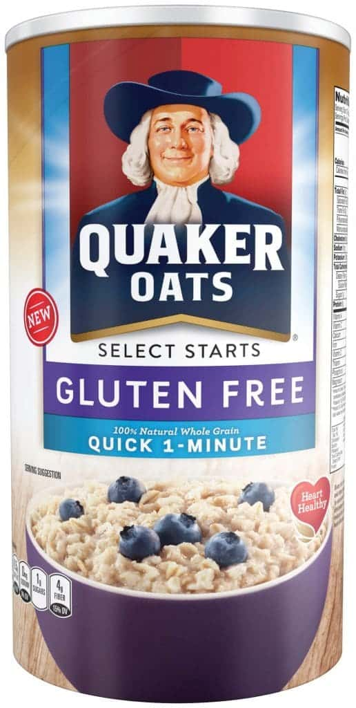 Quaker Summit - Quaker Gluten Free Oatmeal from What The Fork Food Blog | whattheforkfoodblog.com