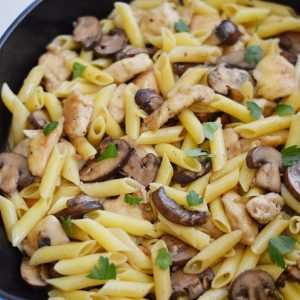 Gluten Free Chicken Marsala from What The Fork Food Blog | whattheforkfoodblog.com