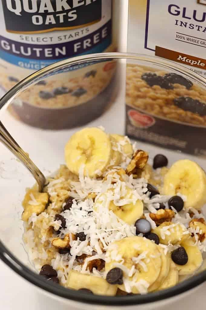 Oatmeal Bowl from What The Fork Food Blog | whattheforkfoodblog.com