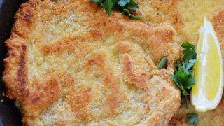 Grain Free Pork Milanese