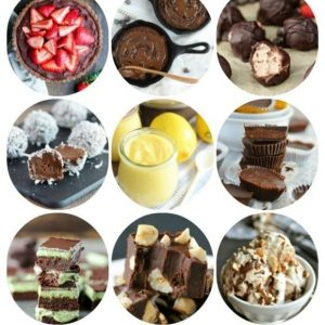 45 Paleo Desserts on What The Fork Food Blog | whattheforkfoodblog.com