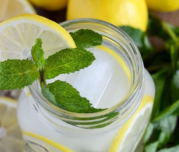 Easy Vodka Lemonade from What The Fork Food Blog | whattheforkfoodblog.com