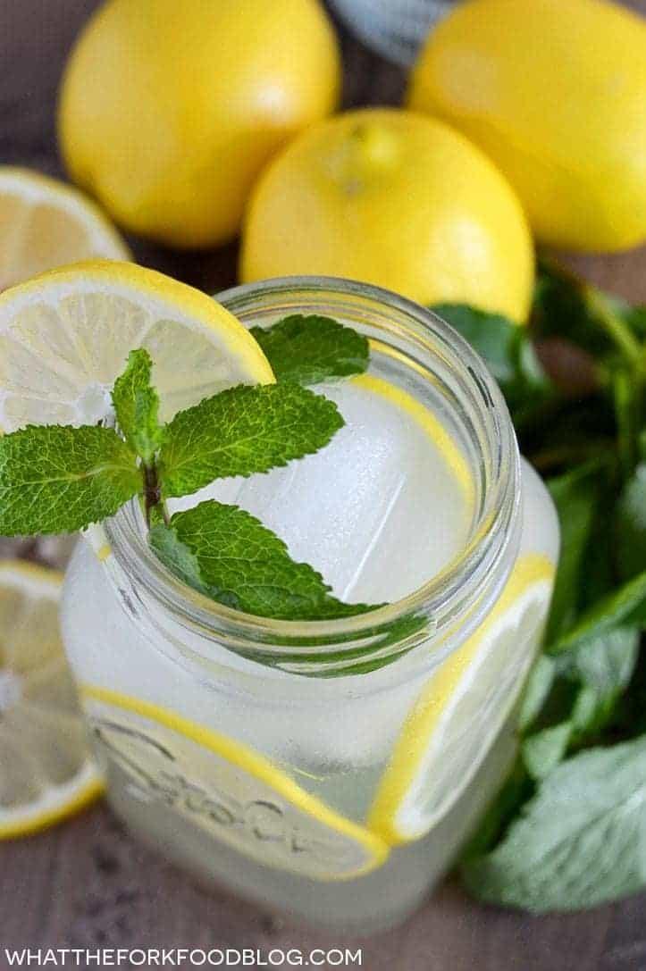 easy vodka lemonade what the fork. Black Bedroom Furniture Sets. Home Design Ideas