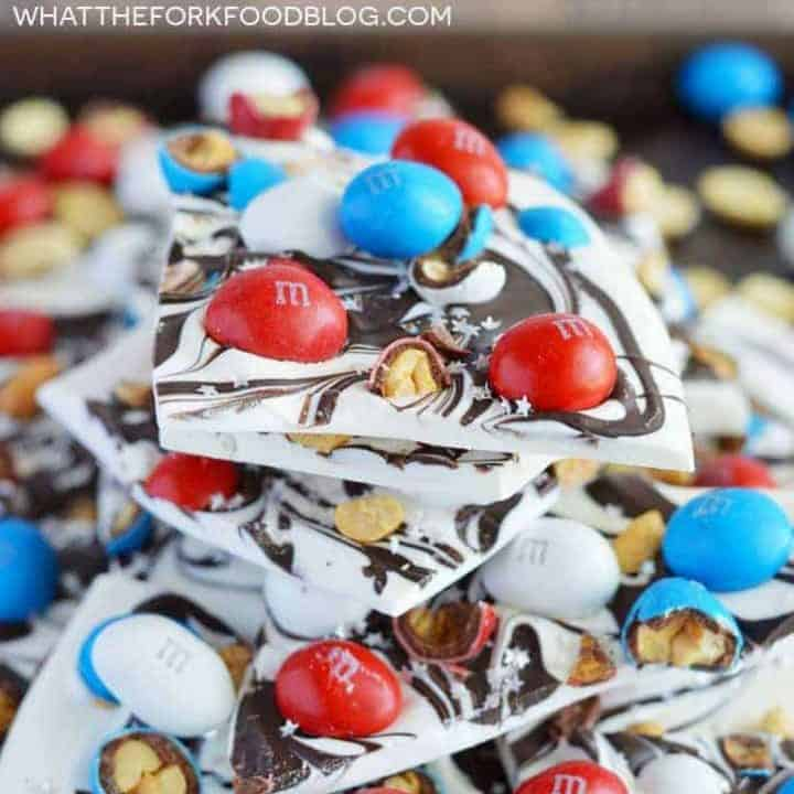 Easy Patriotic Bark