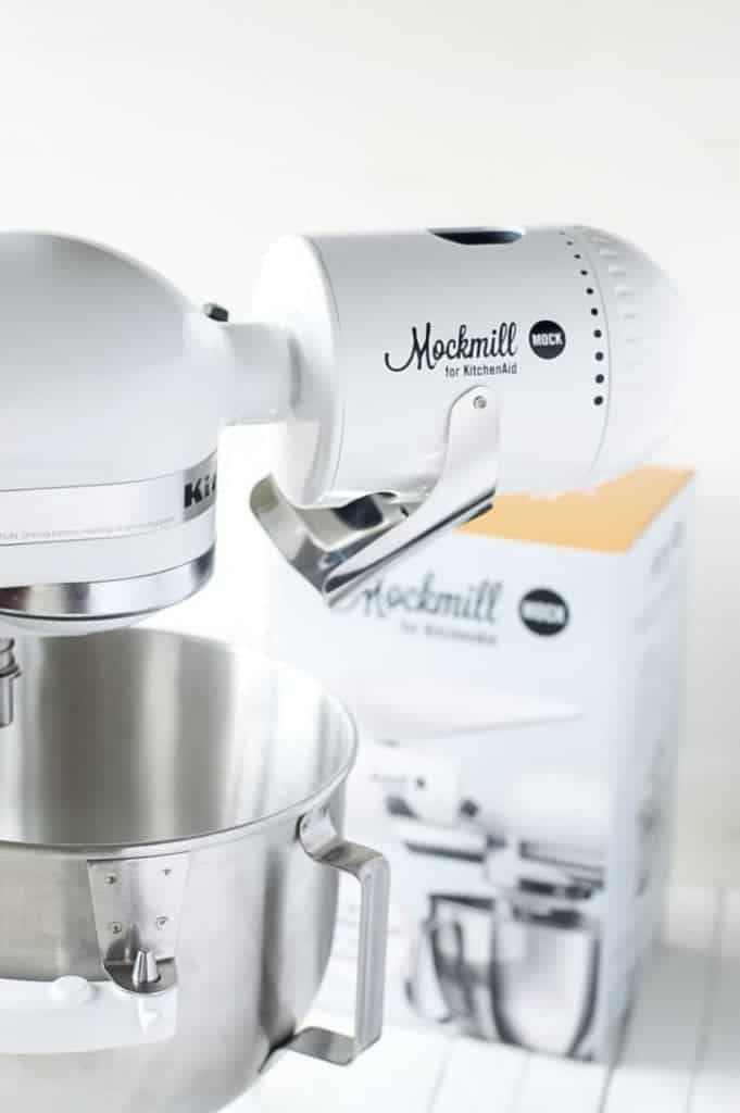 Mockmill Attachment for the KitchenAid Stand Mixer
