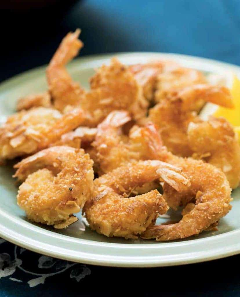 Coconut Shrimp from Gluten-Free Small Bites