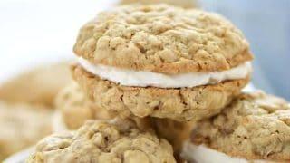 Gluten Free Oatmeal Cream Pies