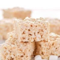 Gluten Free Rice Krispies Treats