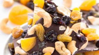 Ina Garten's French Chocolate Bark