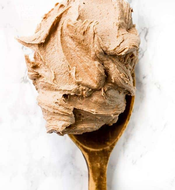 Nutella Buttercream Frosting Recipe