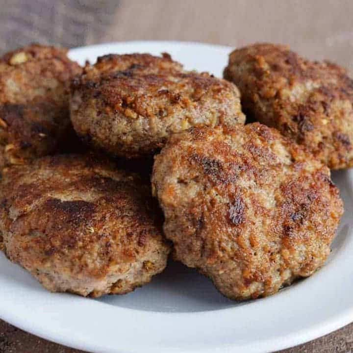 Whole30 Breakfast Sausage (Paleo)