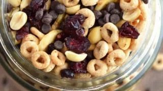 Cereal Trail Mix