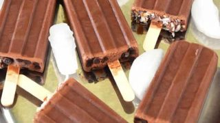 Homemade Fudgesicle Recipe (dairy free)