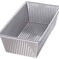 USA Pan 1 1/4 Pound Loaf Pan, 9x5