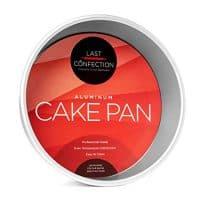 Last Confection 9x3 Deep Round Aluminum Cake Pan