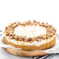 Chocolix No Bake Cheesecake Recipe