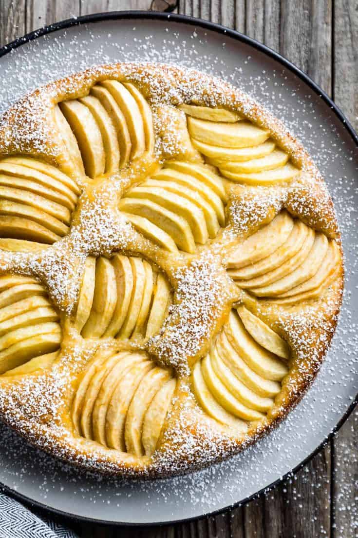 Gluten-Free German Apple Cake