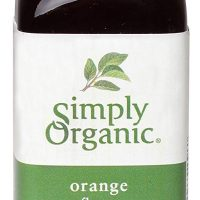 Simply Organics Orange Extract