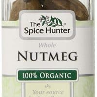 The Spice Hunter Organic Nutmeg, Whole