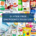 Learn how to stock your pantry with this emergency food list. This list includes non-perishable, shelf-stable food and liquids. It also includes perishable goods with a longer shelf life. Use this list if you're preparing for quarantine or follow the shelf-stable guide guide for preparing for natural disasters. This emergency food list also includes sources for grocery delivery and meal delivery services if stores are open but you're unable to go yourself. Family-friendly emergency food list.