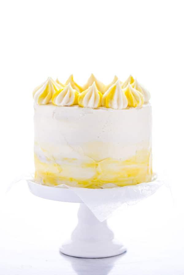 Easy Gluten Free Lemon Cake Recipe
