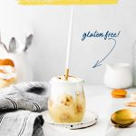 Banana Pudding Recipe image with text for Pinterest